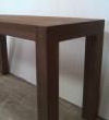 Small Wenge Table